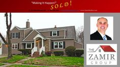 31-19 Gentner Rd in Fair Lawn. The Zamir Group is heating up and selling all over town!