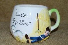 Little Boy Blue cup Little Boy Blue, Blue Cups, Pantone Color, Mugs, Tumblers, Mug, Cups