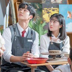 ⬇️In addition, Baek-kyung, who accidentally discovers the affection of two people, is captured, and the ripe ignition is ignited. Korean Drama Movies, Korean Actors, Mbc Drama, Actors Male, Happy Pills, Ulzzang Couple, Kdrama Actors, Kpop, Drama Queens