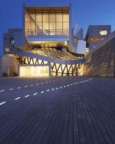 Music House - Coop-Himmelb(l)au Architects