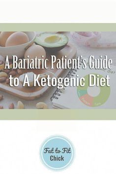 A Bariatric Patient's Guide to a Ketogenic Diet: Not sure how to adapt her to your gastric sleeve? This easy guide is packed with info on how keto can be adapted for weight loss surgery patients. Low Fat Diets, No Carb Diets, Keto Diet Plan, Ketogenic Diet, Diet Plans, Paleo Diet, Hcg Diet, Speed Up Metabolism, Recipes