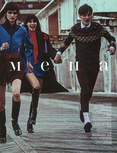 Vogue Russia - Big Change