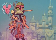 Star Wars and Disney