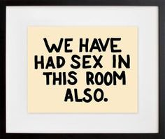 bahahaha I wanna put this in a guest room to freak people out