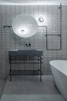 Les architectes et designers tchèques du Studio Formafatal (pour retrouver le précédent article, cliquez ici) ont créé l'aménagement et la décoration de ce