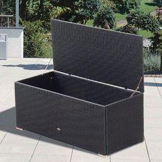 Have to have it. Royal Teak Wicker Storage Box - $799 @hayneedle