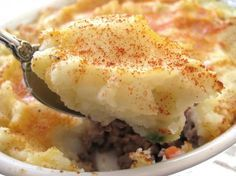 "Shepherd's Pie: ""This recipe was huge at our neighborhood potluck. Everyone was shocked to hear how easy it was to make!"" -Becky B"