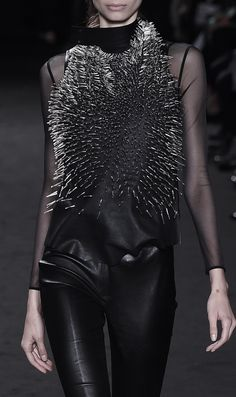 Visions of the Future: Ann Demeulemeester | Spring 2016