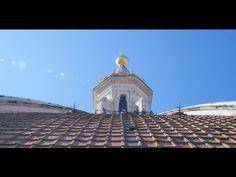 Video - Florence Dome Repairs - Spettacolari immagini dalla gru che effettua il monitoraggio  sulla cupola del Duomo di Firenze per i restauri. YouTube - Firenze, Video, Statue Of Liberty, Taj Mahal, Italy, Building, Places, Youtube, Travel