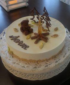Happy Birthday! (oma) cheesecake