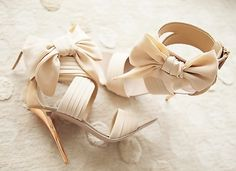 Beautiful..Love The Rose Gold Heel