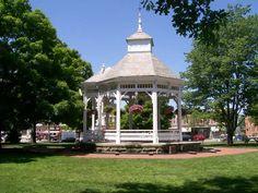 chardon ohio | Chardon Square Gazebo, Chardon #Ohio | Places I love | Pinterest