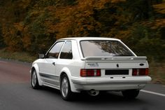 1986 Ford Escort RS Turbo