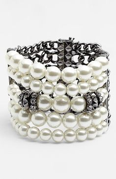 Givenchy 5-Row Bracelet available at #Nordstrom