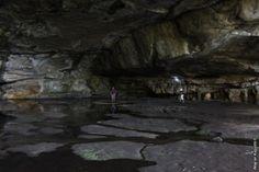 PONTOS TURÍSTICOS de Mato Grosso: Linda é a Caverna Aroe Jari em Chapada dos Guimarã...