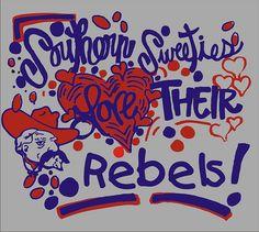 <3  Ole Miss Rebels ! ...