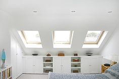 wardrobe designs for attic bedroom - Google Search                                                                                                                                                                                 More