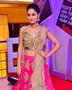 "10.4k Likes, 83 Comments - Tridha Choudhury (@tridhac) on Instagram: ""Bollywood night   Wardrobe courtesy- @kalkifashion  Styling- @instagladucame  Jewellery- @hodjuels…"""