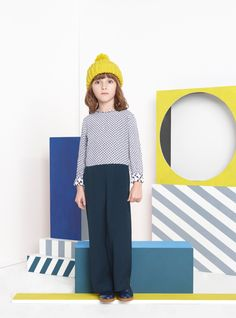 Stella McCartney, Alexia all-in-one, Floris shoes, Sparky hat