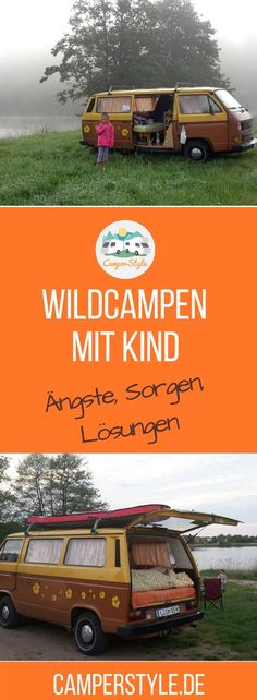 #Wildcamping mit #Kind ist nicht möglich? Katja zeigt dir, dass sich #Freistehen und eine #Reise mit #Kind wunderbar vereinen lässt. Camping Style, Van Camping, Van Life, Beautiful Places, Road Trip, Travel, Wanderlust, Motivation, Holiday