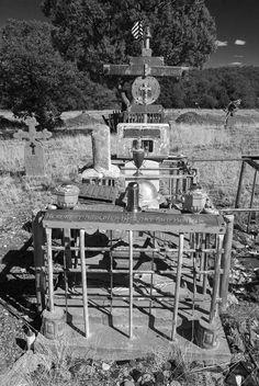 Chilili, New Mexico -- Cemetery 2014