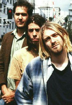 Imagem de nirvana, kurt cobain, and grunge Banda Nirvana, Nirvana Songs, Nirvana Quotes, Nirvana Band, Dave Grohl, Elvis Presley, The Bigbang Theory, Grunge, Donald Cobain