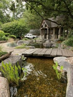 Gorgeous 100 Fresh Backyard Ponds and Water Garden Landscaping Ideas https://insidedecor.net/09/100-fresh-backyard-ponds-and-water-garden-landscaping-ideas/