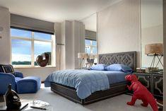 Geoffrey Bradfield | Luxury Interior Design | Oliver Stone's West Village Apartment