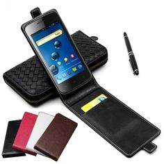 New Arrival 12 Colors Factory Price Flip Pu Leather Exclusive Case For Prestigio Wize M3 Case Home