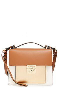 2838e0b1e31 Salvatore Ferragamo  Small Marisol  Shoulder Bag available at  Nordstrom Beautiful  Handbags, Shoulder