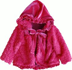 Hugs and Hissyfits, Inc. - Isobella and Chloe Natasha Magenta Hooded Coat, $58.00 (http://www.hugsandhissyfits.com/isobella-and-chloe-natasha-magenta-hooded-coat/)