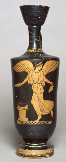 Red-figure Lekythos: