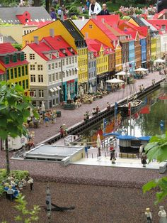 Our family went to Legoland~Denmark many years ago........would be so delightful…