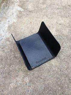Mens Slim Leather Wallet