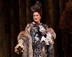 Carlotta, Phantom of the Opera in New York!