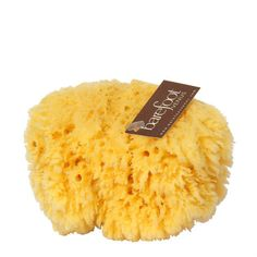 All natural bathing sea sponge. Soft and naturally textured to encourage extra lather, and luxurious cleansing.
