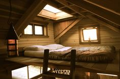 Tiny loft!   185 sq ft home built by Ryan O'Donnell
