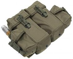 Amazon.com : SSO/SPOSN Russian Military Smersh Pouches for 4 AK ... Nuclear Apocalypse, Molle Pouches, Military, Backpacks, Amazon, Bags, Handbags, Amazons, Saddle Bags
