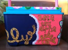 Zeta AND Lilly cooler all in one?! Too good to be true.