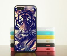tiger iphone case phone covers 4 case 4s case iphone by ihappylife, $7.99