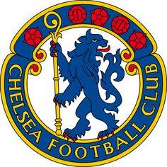 Chelsea FC logo 1953 - 1986