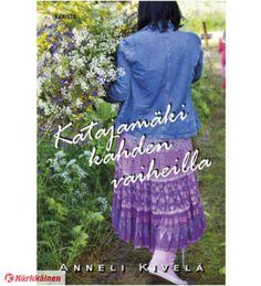 Anneli Kivelä: Katajanmäki kahden vaiheilla My Books, Literature, Ruffle Blouse, Reading, Sweaters, Dresses, Women, Fashion, Literatura