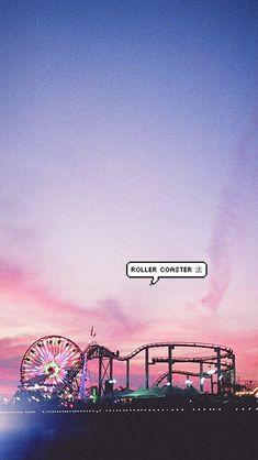 "🐻(ukjin03)님의 스타일 | #배경화면 출처:토리블로그 저장시""좋아요""눌러주세요! Roller Coaster, Coasters, Drawings, Movie Posters, Vintage, Wallpapers, Colors, Decor, Decoration"