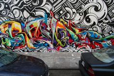 Bay Area « Endless Canvas – Bay Area Graffiti and Street Art Graffiti Drawing, Graffiti Lettering, Art Drawings, Typography, Patrick Nagel, Street Mural, Street Art Graffiti, Urban Graffiti, Graffiti Designs