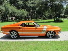 1969 Ford Mustang                                                                                                                                                     Más