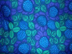 Fabric by Porin puuvilla.