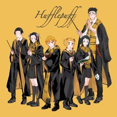 Fandom Crossover, Anime Crossover, Demon Slayer, Slayer Anime, Haikyuu, Manga Anime, Anime Art, Harry Potter, Beautiful Series