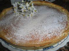 receitinhas da belinha gulosa: Tarte de feijão manteiga, nozes e leite… Oreo, Portuguese Desserts, Cheesecake, Recipes, Traditional Kitchen, Condensed Milk, Puddings, Butter, Tarts