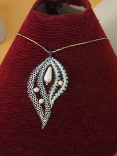 Lace Earrings, Lace Necklace, Lace Jewelry, Hairpin Lace Crochet, Wire Crochet, Crochet Edgings, Crochet Motif, Crochet Shawl, Bobbin Lace Patterns