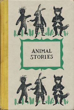 Animal Stories by Scott Lindberg, via Flickr